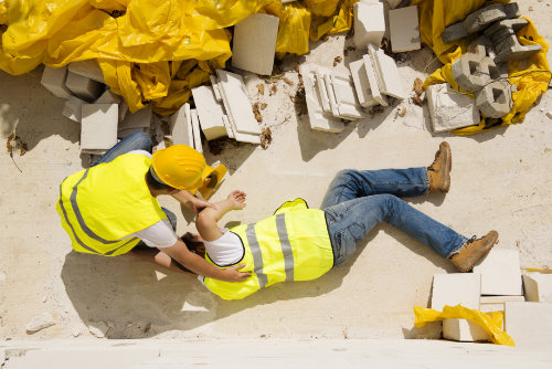 Emergency one day first aid at work course